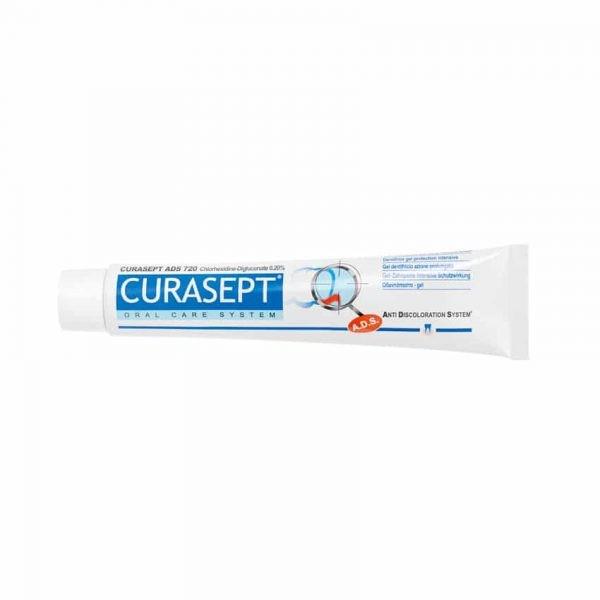 dentifrice antibactérien CURASEPT 720