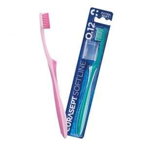 Brosse à dents EXTRA SOFT 012 CURASEPT (souple)