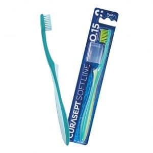 Brosse à dents SOFT 015 CURASEPT