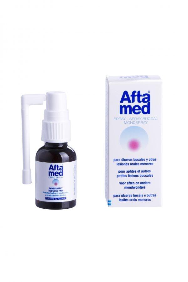 AFTAMED spray haleine