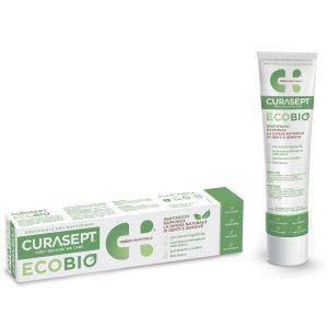 Dentifrice naturel bio EcoBio Curasept 75mL