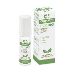 Spray haleine fraiche bio EcoBio Curasept 20mL