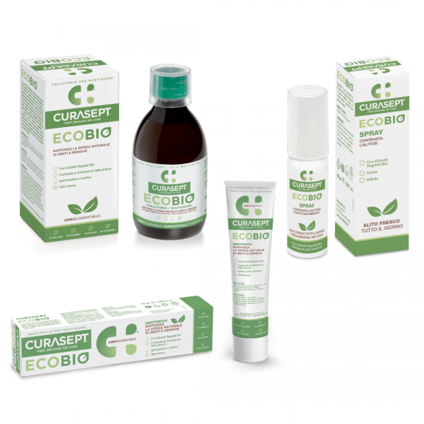 Pack EcoBio Curasept